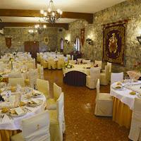Mi saloncito de boda medieval