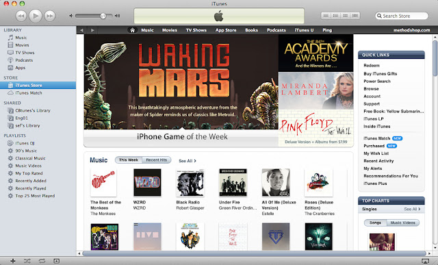 Apple iTunes Store