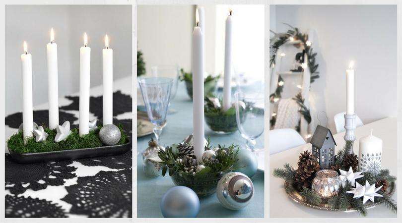 b9c92329882 Hogar diez  10 centros de mesa diy para decorar tu mesa esta Navidad