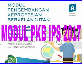MODUL PKB IPS SMP REVISI 2017