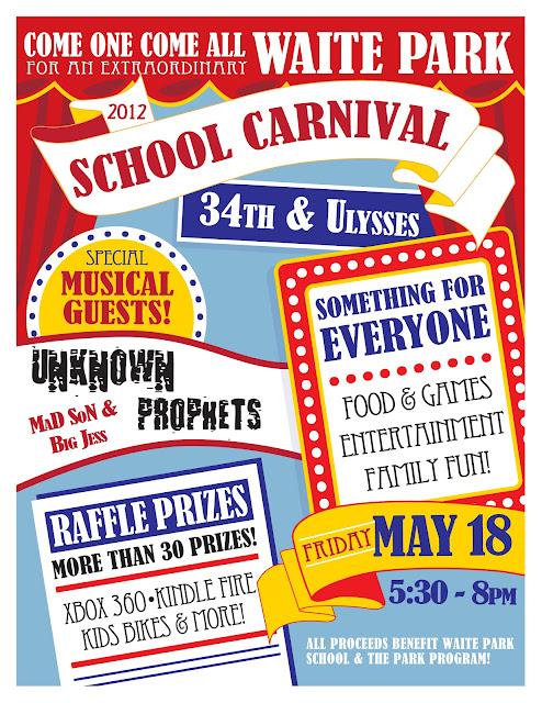 Waite Park PTA: Waite Park School Carnival feat. Unknown ...
