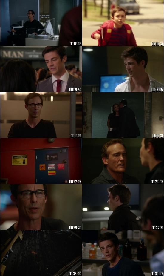 The Flash 2014 Season 1 Dual Audio Hindi Complete 720p BluRay All Episodes
