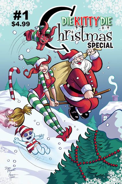 Die Kitty Die Christmas Special #1