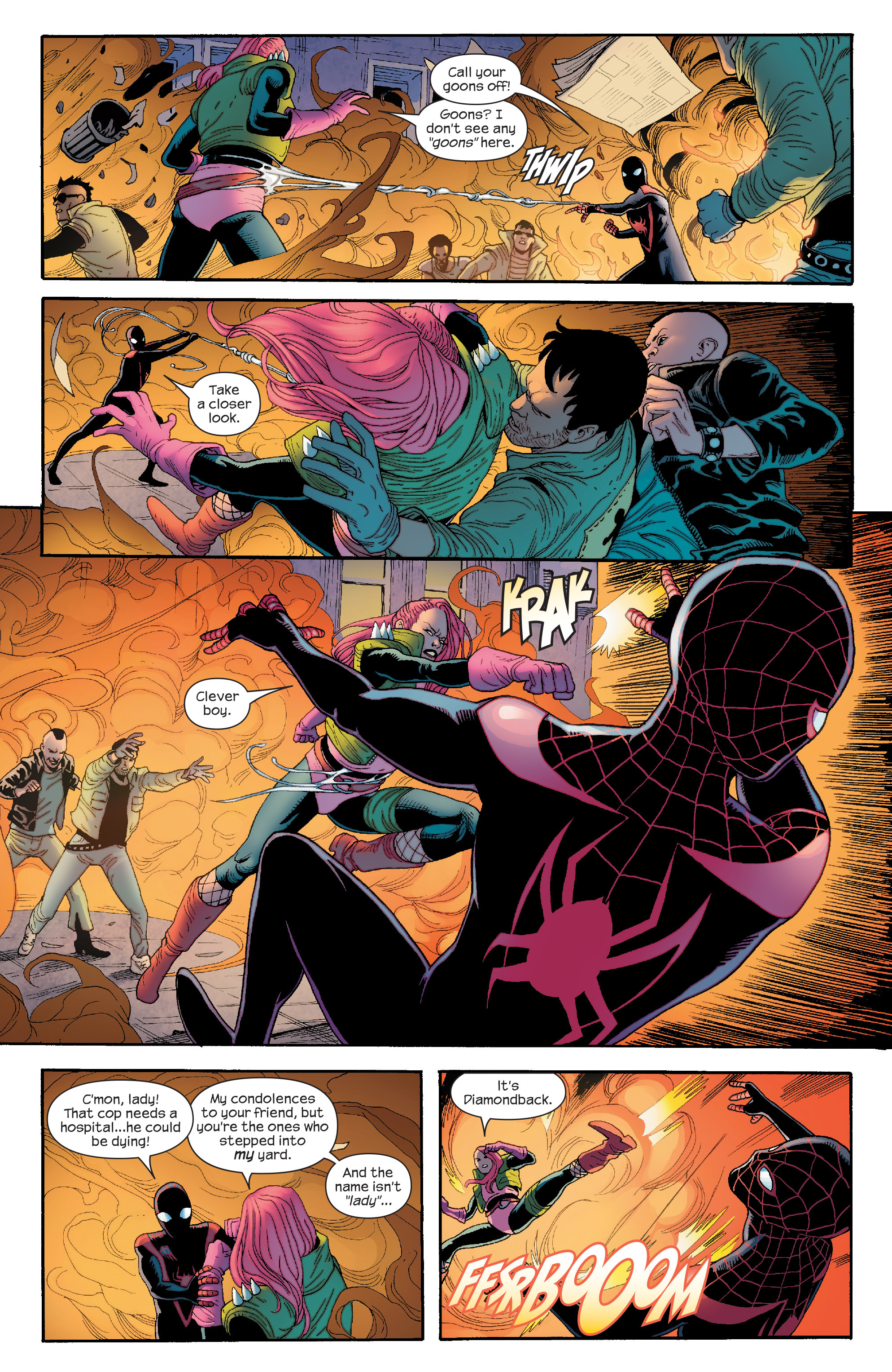 Read online All-New Ultimates comic -  Issue #2 - 6