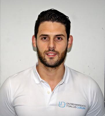 Javier Núñez, entrenador personal en Coruña