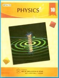PDF BOOK: PHYSICS GRADE 10 (MATRIC PHYSICS), PUNJAB TEXTBOOK