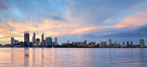 Panorâmica de Perth - Austrália