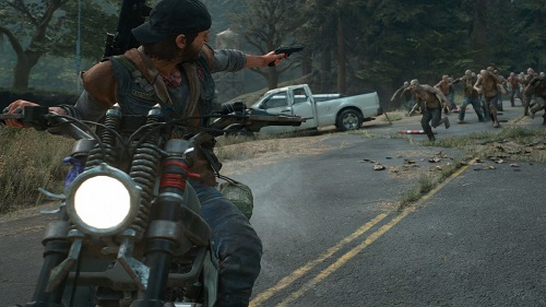 Days Gone's development is over