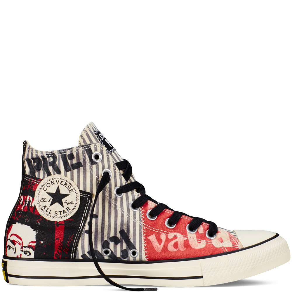 1d9297bc653a3 The Spring 2016 Converse Chuck Taylor All Star Sex Pistols Collection is  available starting this month at Converse stores for only Php 3