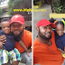 MPNAIJA GIST:Actor, Prince Eke celebrates 3rd birthday of his twin children with Muma Gee