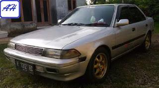 Harga pasaran mobil Corona Ex Saloon second