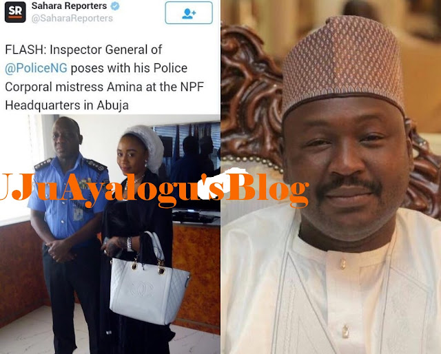 IG Of Police Slept With Two Female Police Officers, Impregnated One – Senator Misau