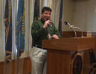 Andrew Linker - Guest Speaker