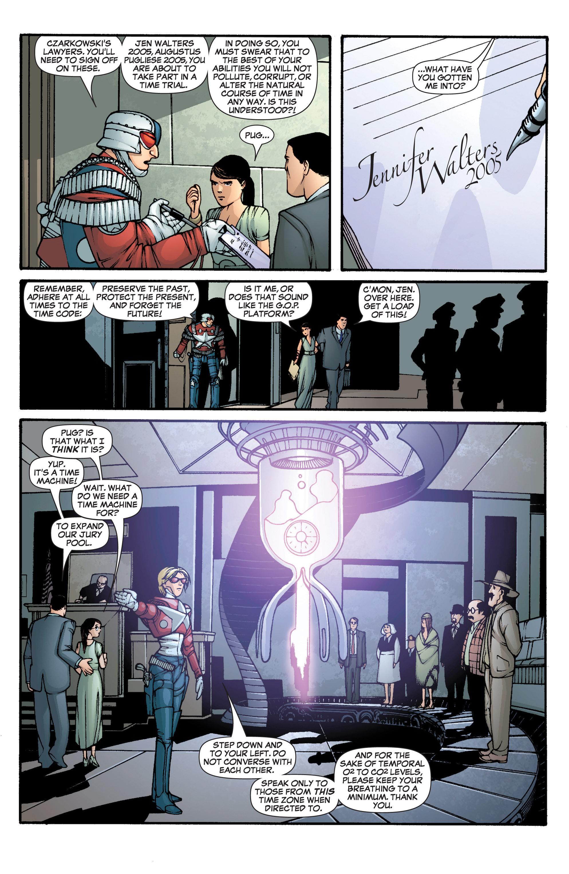 Read online She-Hulk (2005) comic -  Issue #1 - 20