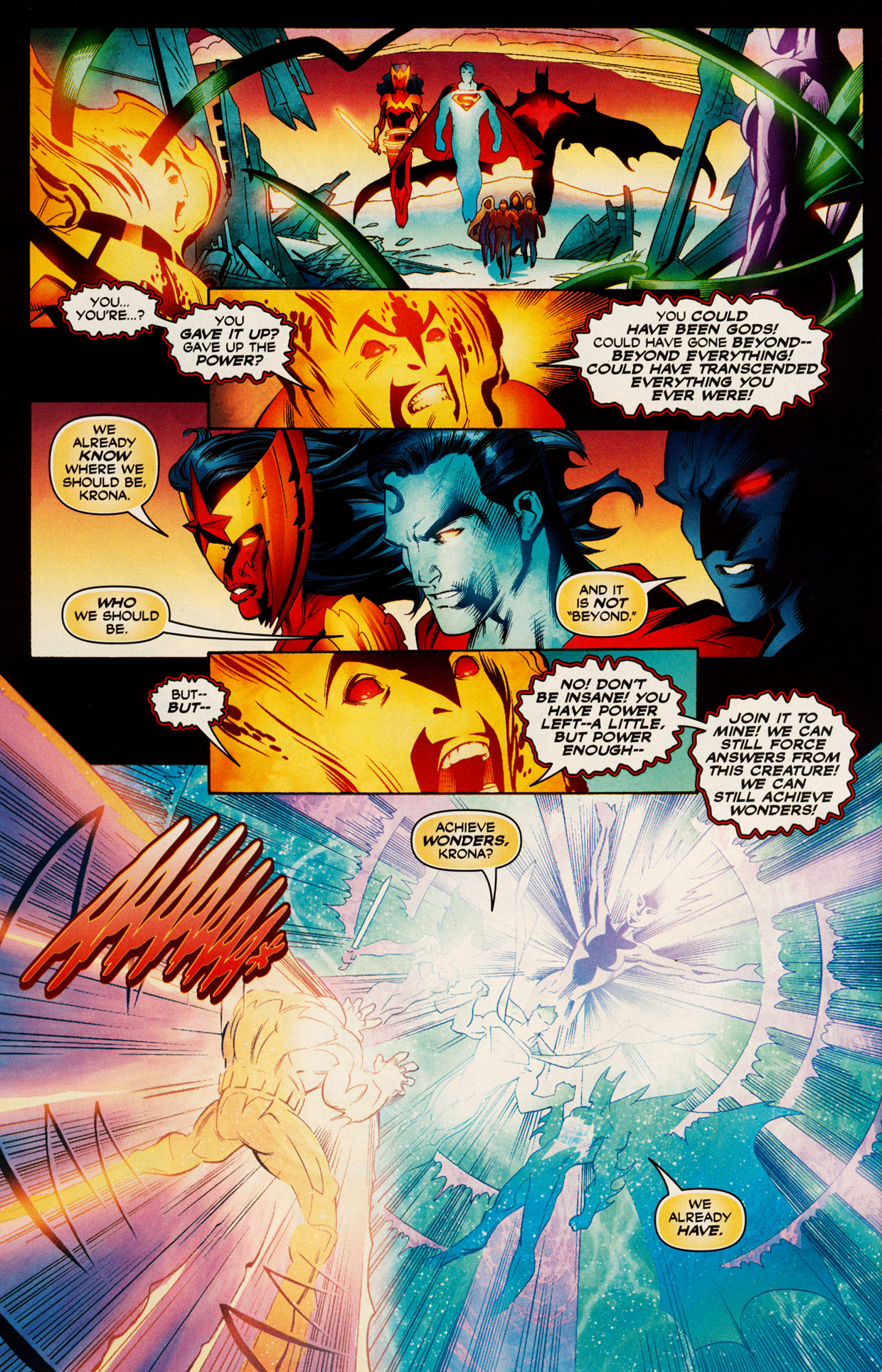 Read online Trinity (2008) comic -  Issue #51 - 25