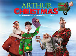Arthur Christmas Characters.Are You Finger Arthur Christmas Film Arthur Christmas Movie