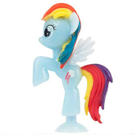My Little Pony Series 3 Squishy Pops Rainbow Dash Figure Figure