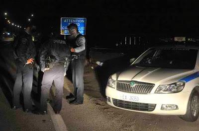 Ηγουμενίτσα: Συνελήφθησαν δύο Αλβανοί, οι οποίοι εμπλέκονται σε υπόθεση παράνομης διακίνησης αλλοδαπών και για συμμετοχή σε ένοπλη ληστεία σε σπίτι