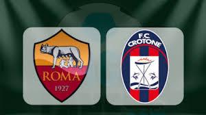 اون لاين مشاهدة مباراة روما وكروتوني بث مباشر 18-3-2018 الدوري الايطالي اليوم بدون تقطيع