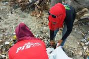 Aksi Bersihkan Kampung Penyu, Di Hari Peduli Sampah Nasional 2017