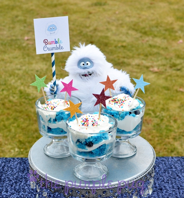 Bumble Winter Bash | A Yeti Inspired Playdate Party - via BirdsParty.com