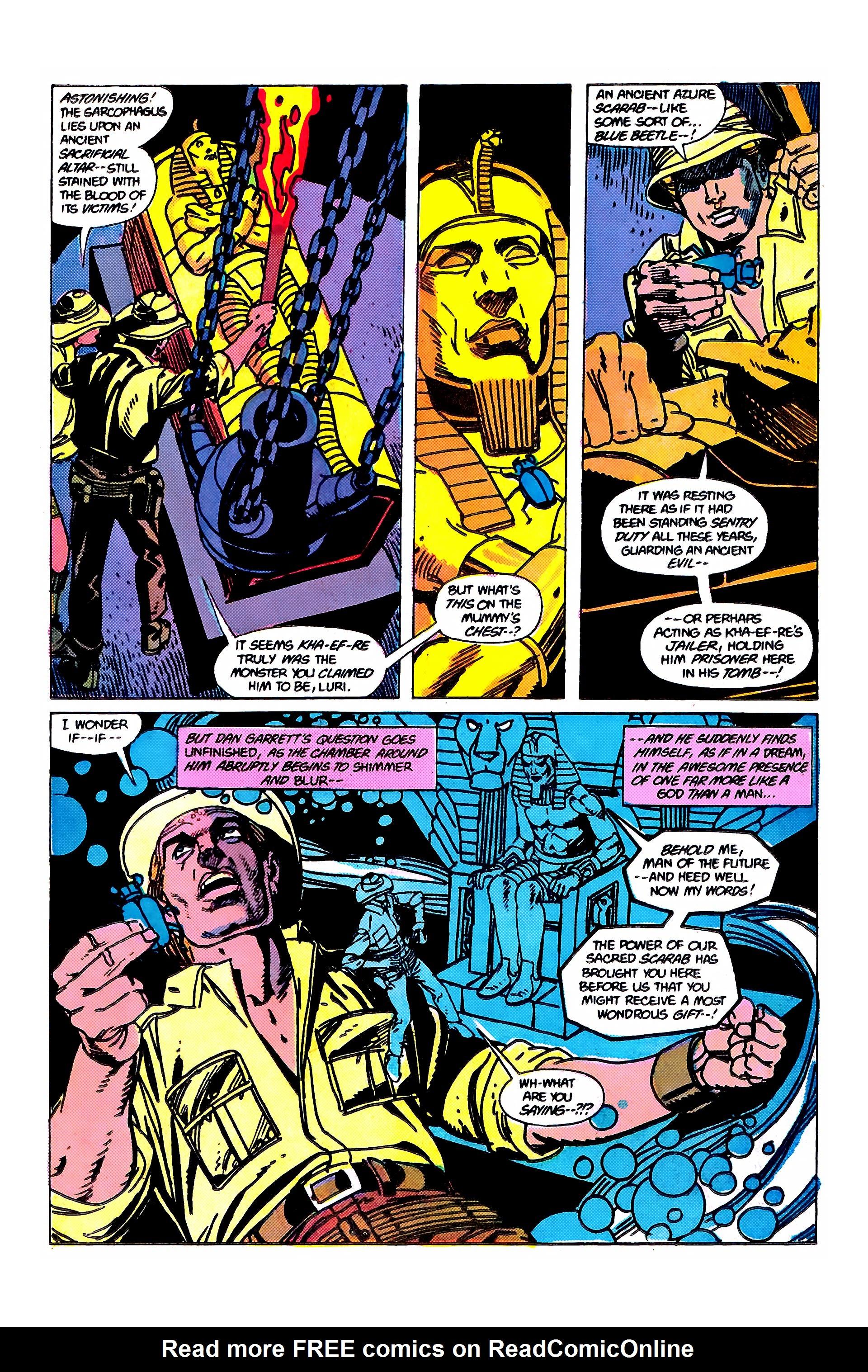 Read online Secret Origins (1986) comic -  Issue #2 - 11