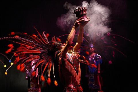 Bailes y Danzas Mexicanas