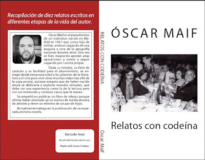 https://www.amazon.es/Relatos-codeina-Oscar-Maif/dp/1978341695/ref=sr_1_1?ie=UTF8&qid=1509969165&sr=8-1&keywords=maif