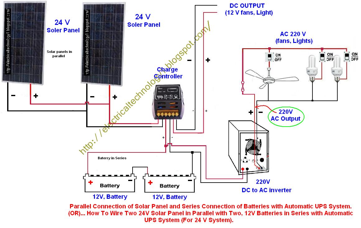 a solar panel wiring diagram 24 volt to 12 volt inverter [ 1160 x 733 Pixel ]