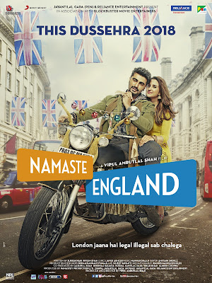 Namaste England 2018 Hindi 480p WEB HDRip 400Mb x264