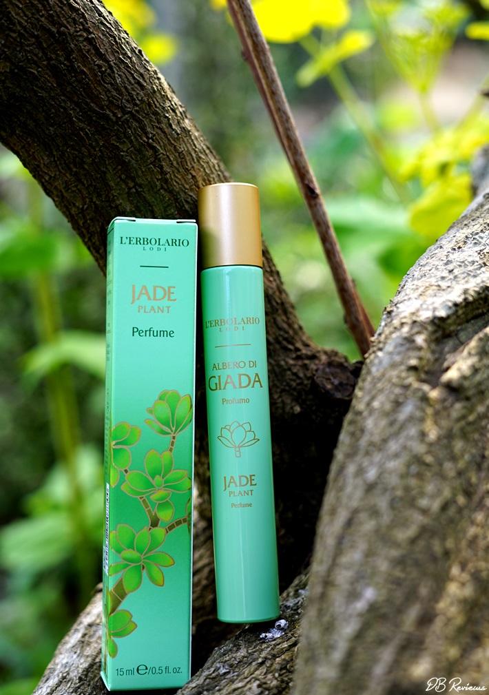 L'Erbolario Jade Plant Fragrance
