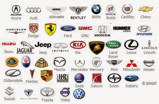 Auto Logos Images Auto Brand Logos