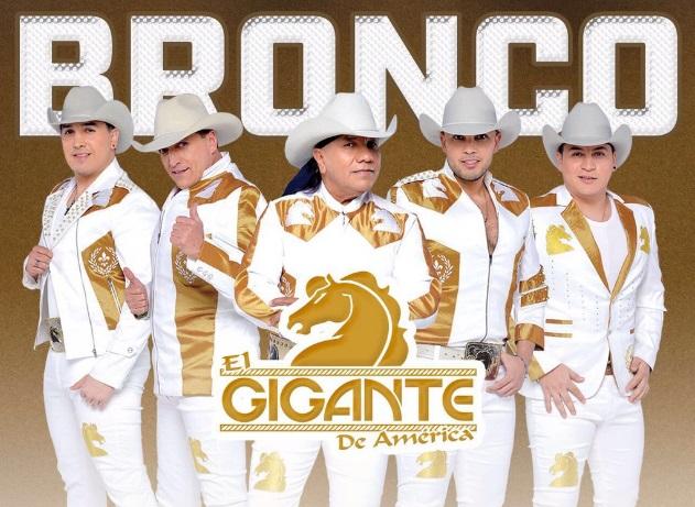 Bronco El Gigante De America Tour