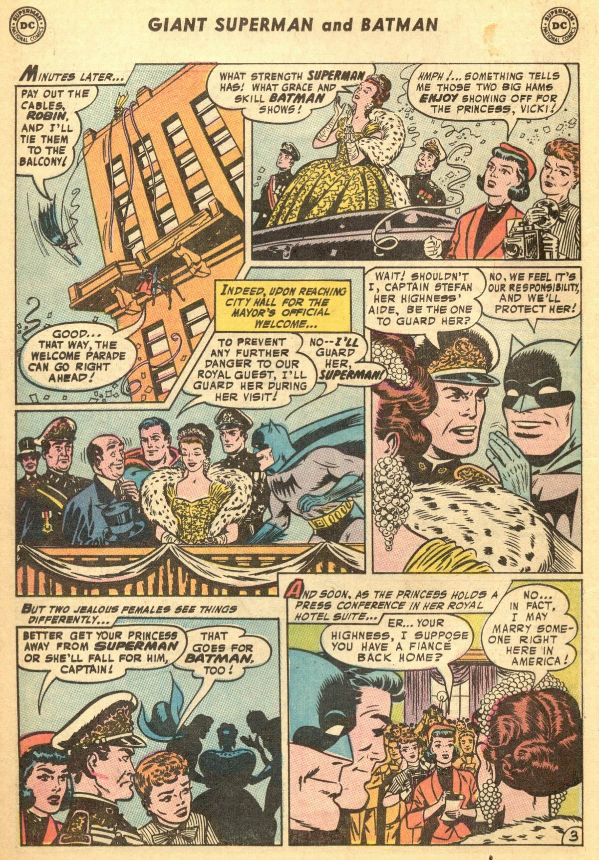 Read online World's Finest Comics comic -  Issue #188 - 6