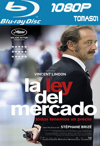 La ley del mercado (2015) BDRip Full 1080p DTS