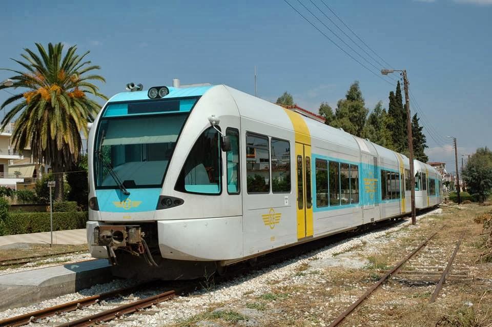 Γιατί πρέπει να ξανασφυρίξει το τρένο στην Αργολίδα;