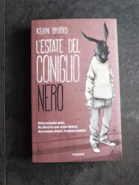 Kevin Brooks l'estate del coniglio nero