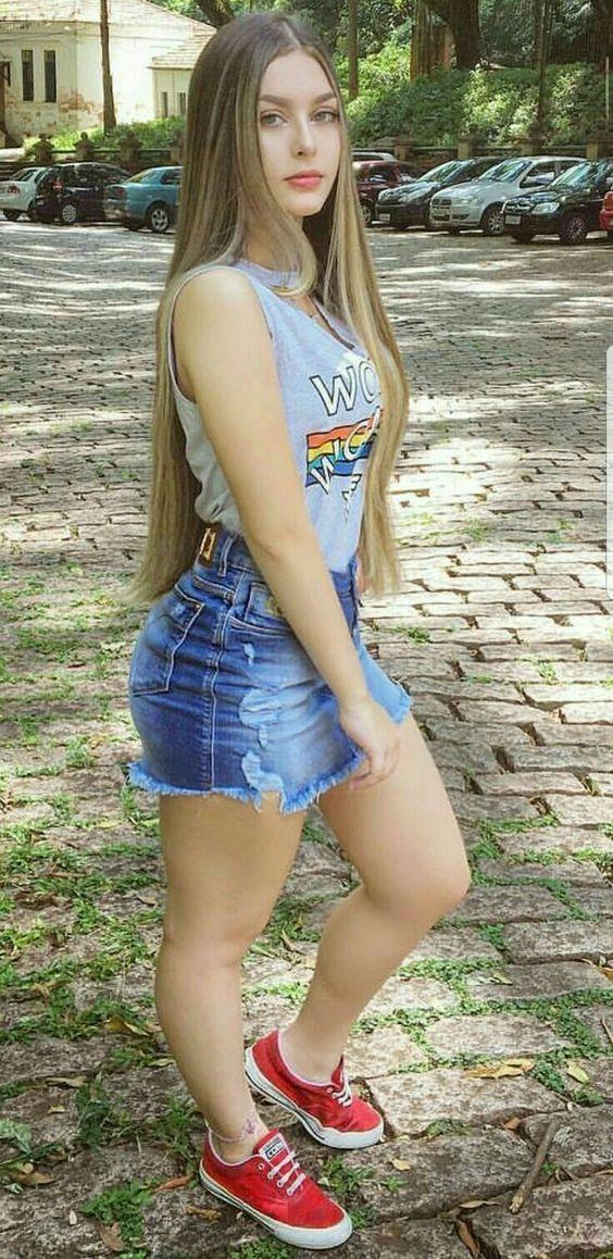Lindas Mulheres de Jeans