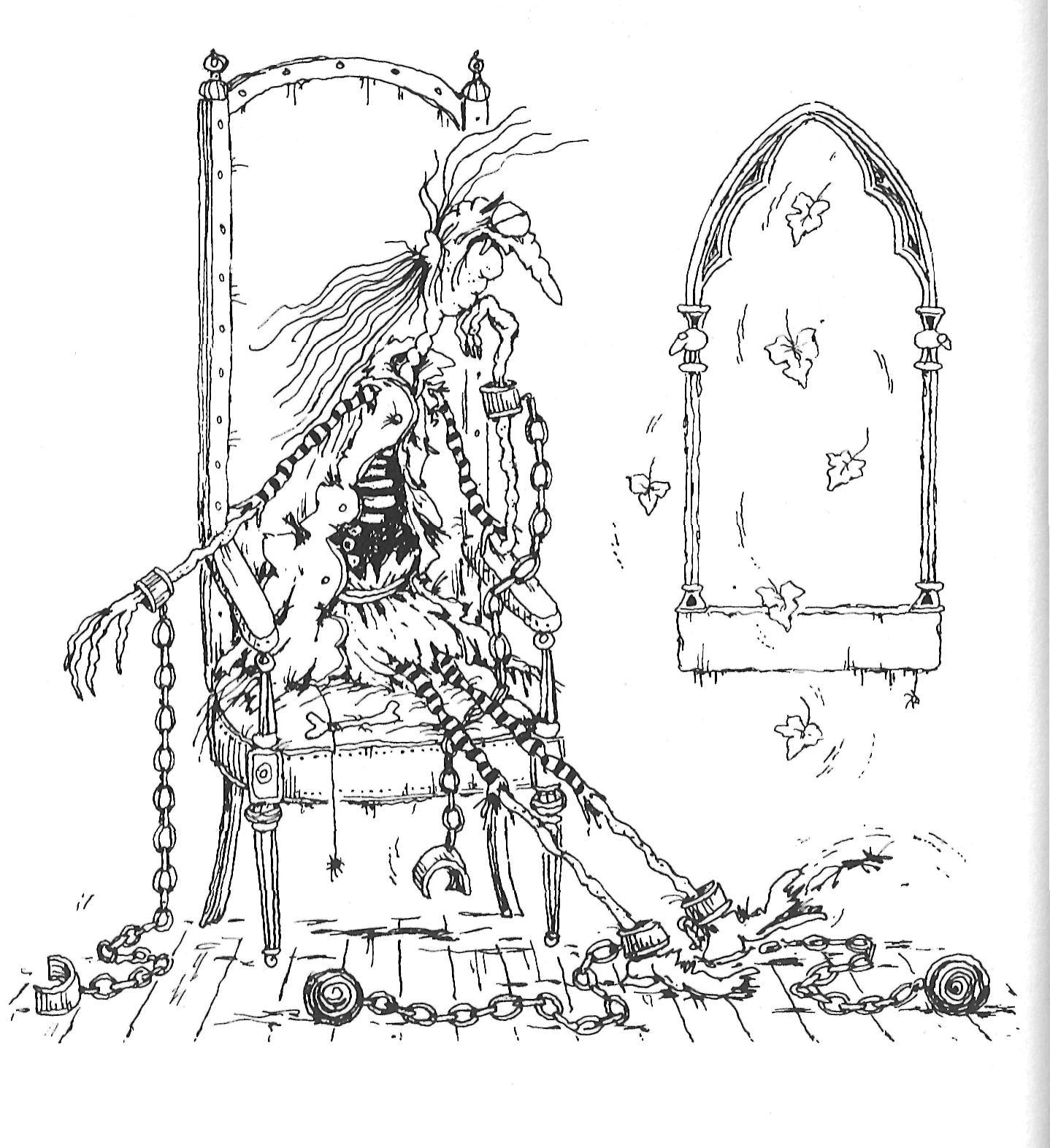 Golosina Canibal Oski Y El Fantasma 3