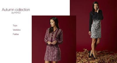 ropa mujer otoño