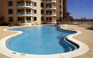Perdido Key Florida Vacation Rental Home at Beach Colony Condos