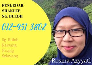 Pengedar Shaklee Sg Buloh Kuang Rawang Malaysia