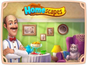 Homescapes Mod Apk For Android