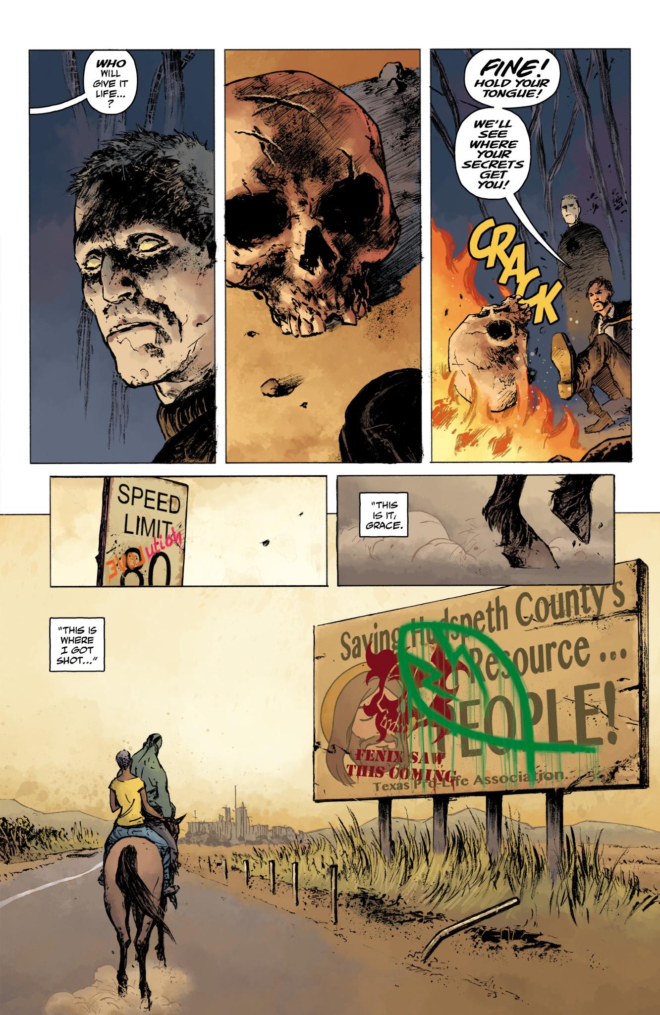 Read online Abe Sapien comic -  Issue #16 - 5