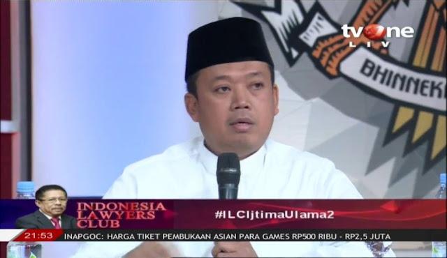 Nusron Klaim KH Nawawi Pendukung Jokowi, Ini Bantahan dari Putra KH Nawawi