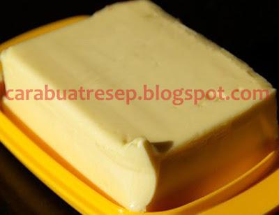 Foto Resep Mentega Butter Sederhana Buatan Sendiri Ala Rumahan (Homemade) Spesial Asli Enak