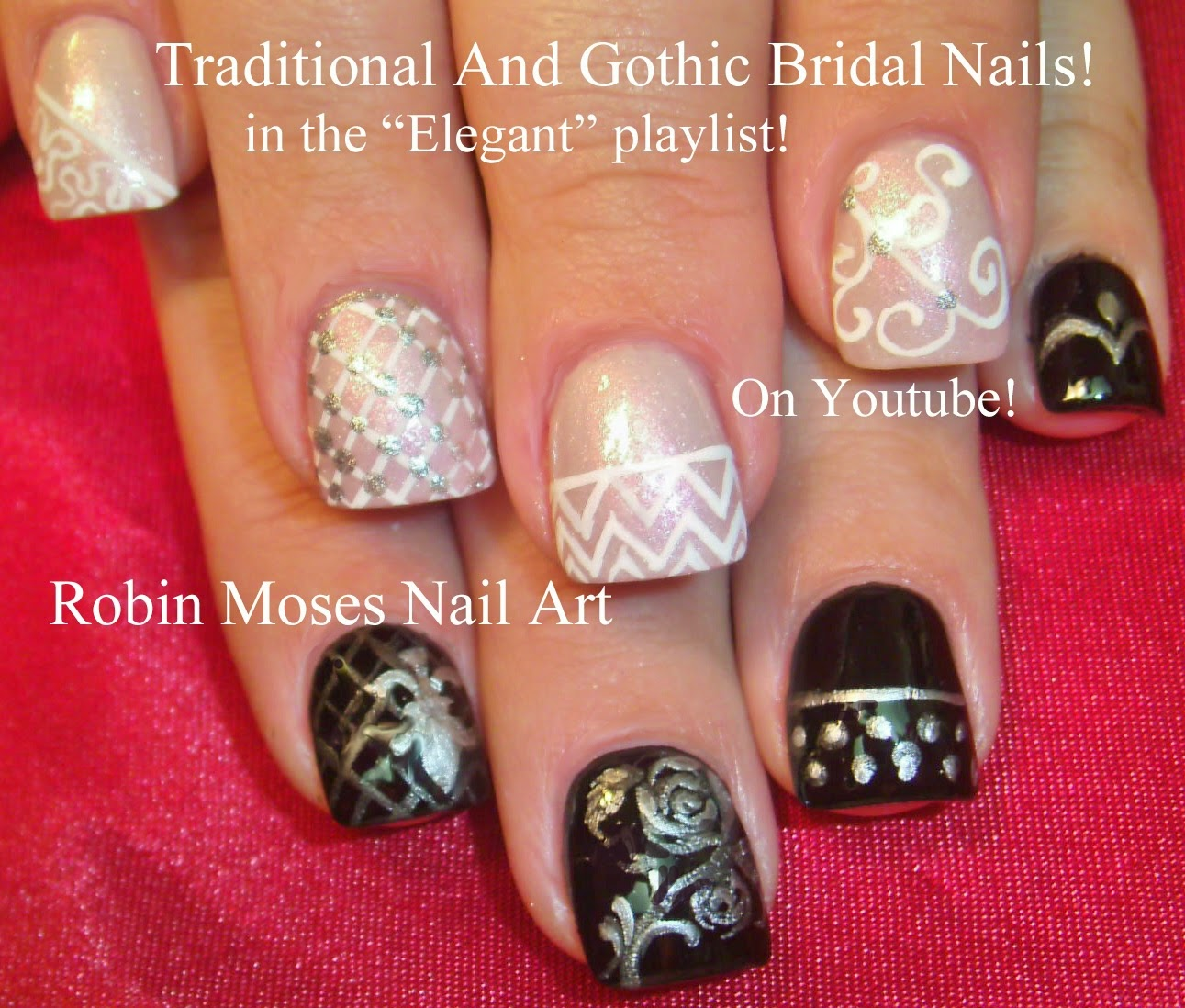 """Robin Moses Nail Art: """"Fall Nail Art"""" """"elegant fall nails ..."""