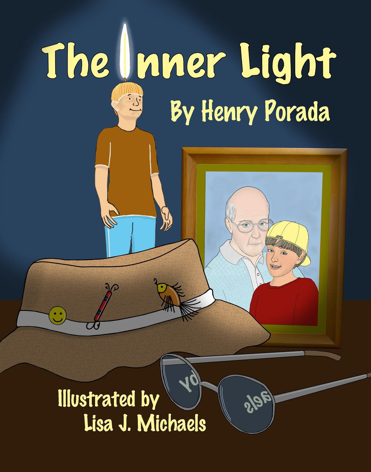 Henry's First Published Book