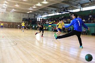 Club Balonmano Barakaldo vs Gure Auzune