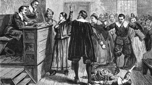 Cara Orang Zaman Dulu Menentukan Seseorang Bersalah